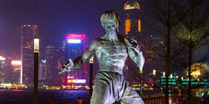 ブルース・リーの銅像がある香港「アベニュー・オブ・スターズ」がリニューアル!